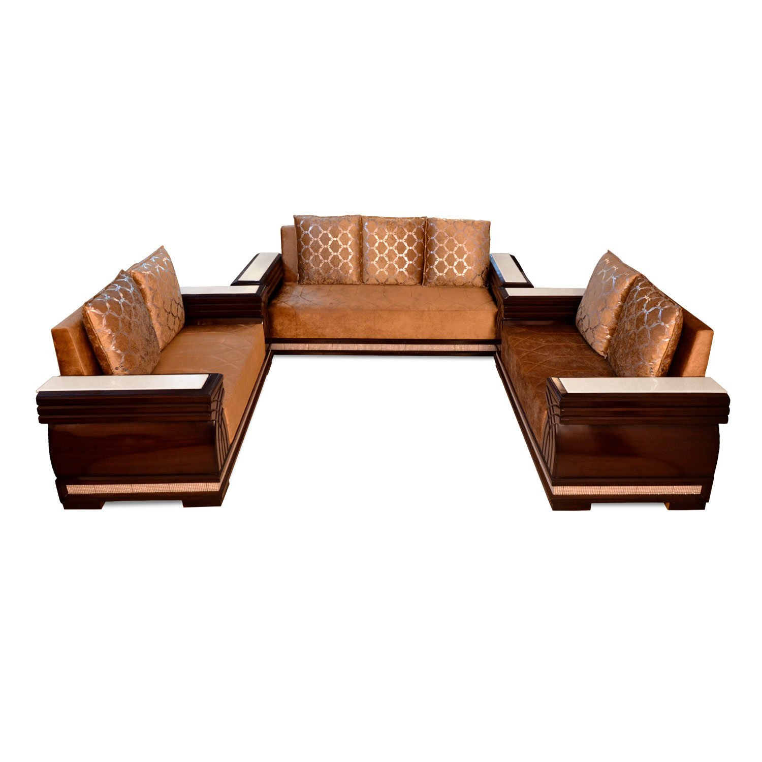 7 Seater Sofa Set, Living Room Furniture Sets, Affordable Sofa Set ...